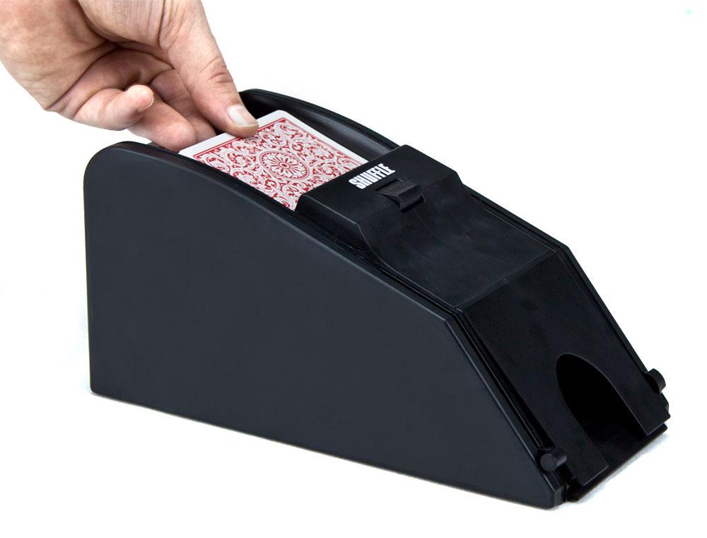 Casino automatic shuffler