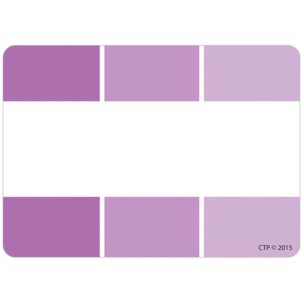 Purple Paint Chip Labels Paint Creative Teaching Press CTP0719 eBay