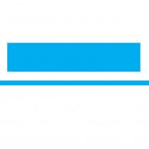 ASH11052 - Mini Magnetic Magi Strips Blue in Whiteboard Accessories