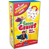 BOG01300 - Super Genius First Words in Card Games