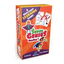 BOG01303 - Super Genius Reading 1 in Card Games