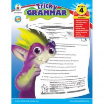 CD-104441 - Tricky Grammar Gr 4 in Grammar Skills