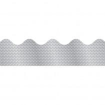 CD-108098 - Silver Sparkle Border in Border/trimmer