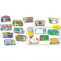 CD-110040 - Center Signs Mini Bulletin Board Set 10/Pk in Miscellaneous