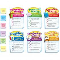 CD-110184 - Writing Modes Bulletin Board Set in Language Arts