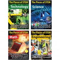 CD-410097 - Stem Bulletin Board Set Grades 5-8 in Science