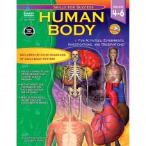 CD-4329 - Human Body Gr 4-6 in Human Anatomy