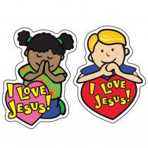 CD-5288 - I Love Jesus in Inspirational