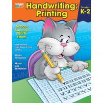 CD-704872 - Handwriting Printing Gr Pk And Up in Handwriting Skills