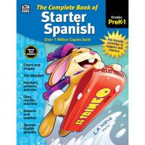 CD-704928 - Complete Book Of Starter Spanish in Books