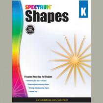 CD-704975 - Shapes Gr K in Math