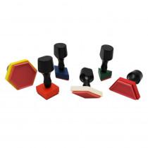 CE-801 - Stamp Set Pattern Block 6/Pk in Stamps & Stamp Pads