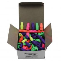 CHL71544 - Economy Eraser Caps Assorted Color in Erasers