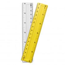 CHL80640 - 6In Plastic Ruler in Rulers