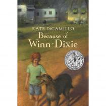 CP-9780763644321 - Because Of Winn Dixie in Classics