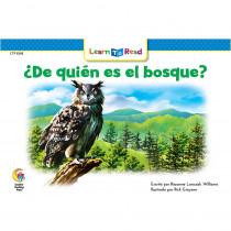 CTP8248 - De Quien Es El Bosque - Whose Forest Is It in Books