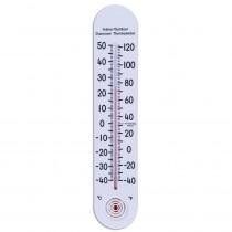 CTU7635 - Indoor/Outdoor Classroom Thermometer in Weather