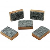 CTU7874 - Mini Markerboard Erasers Set Of 5 in Erasers