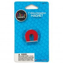 DO-731014 - Science Magnet 1In Alnico Horseshoe Magnet in Magnetism