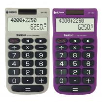 DTXDH2202 - 2Line Trackback Handheld Calculator in Calculators