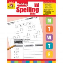 EMC2705 - Building Spelling Skills Gr 1 in Spelling Skills