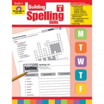 EMC2708 - Building Spelling Skills Gr 4 in Spelling Skills
