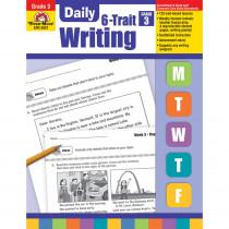EMC6023 - Daily 6 Trait Writing Gr 3 in Writing Skills