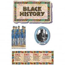 EP-2254 - Black History Bulletin Board Set in Social Studies