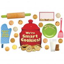 EP-2289 - Were Smart Cookies Bulletin Board Set in Motivational