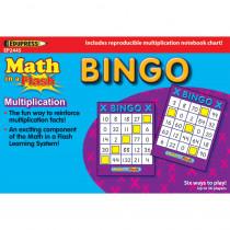 EP-2445 - Math Ina Flash Bingo Multiplication in Bingo