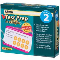 EP-3440 - Math Test Prep In A Flash Gr 2 in Math