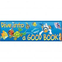 EU-834320 - Bookmark Arthur Suzy Zoo Dive Into Go in Bookmarks