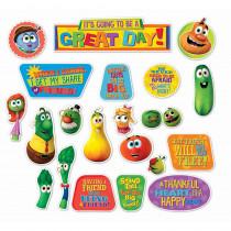 EU-847710 - Veggietales Mini Bulletin Board Set in Inspirational
