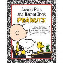 EU-866240 - Peanuts Lesson Plan And Record Book in Plan & Record Books