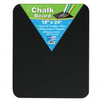 FLP10204 - Chalk Board 18X24 Black in Chalk Boards