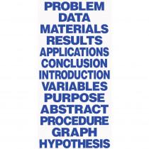 FLP52030 - Project Board Titles Blue in Presentation Boards