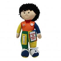 FPH851 - Learn To Dress Doll Asian Boy in Dolls