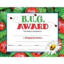 H-VA591 - Bug Award 30 Set in Certificates
