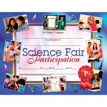 H-VA672 - Science Fair Participation 30Pk 8.5 X 11 Certificates Inkjet Laser in Science