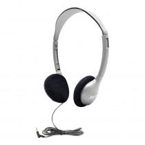 HECHA2 - Personal Stereo Mono Headphones Foam Ear Cushions W/O Volume Ctrl in Headphones