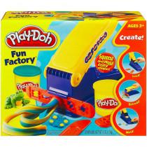 HG-90020 - Play Doh Fun Factory in Dough & Dough Tools