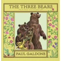 HO-9780547370194 - The Three Bears Hardcover in Classics