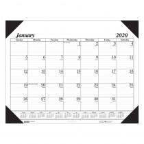 HOD12402 - Economy Desk Pad 12 Months Jan - Dec in Calendars