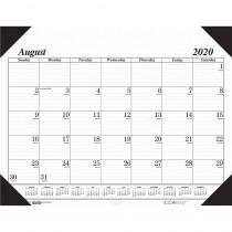 HOD12802 - Academic Economy Desk Pad 17-Month Aug-Dec in Calendars