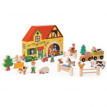JND08524 - Farm Story Box in Figurines
