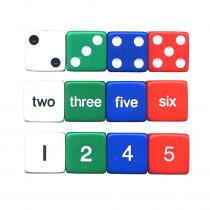 KOP12950 - Number Dice Set in Dice