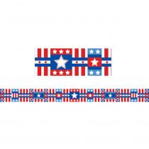 LAS949B - Americana Border in Border/trimmer