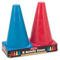 LCI4004 - 8 Activity Cones in Cones