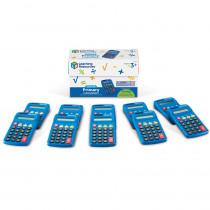 LER0038 - Primary Calculator Set Of 10 in Calculators