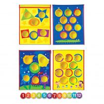 LER1047 - Smart Toss in Bean Bags & Tossing Activities